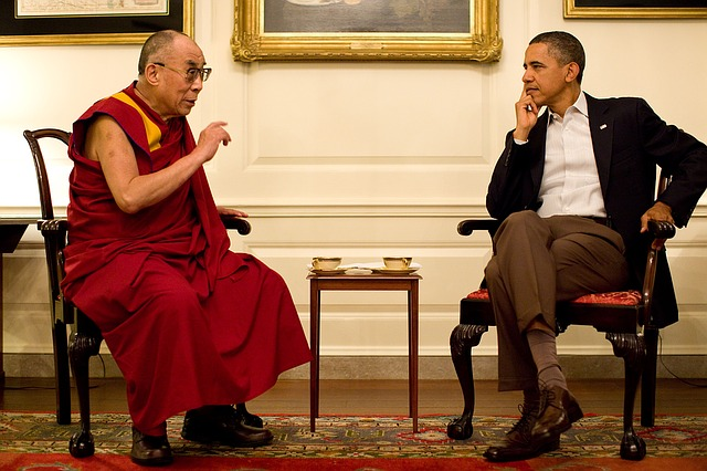 barack obama a dalajláma