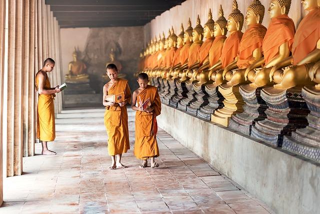 chlapci kambodži