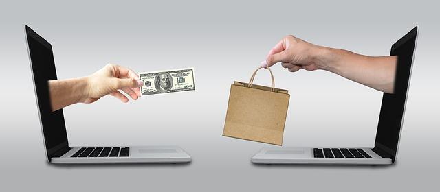 výměna zboží za peníze