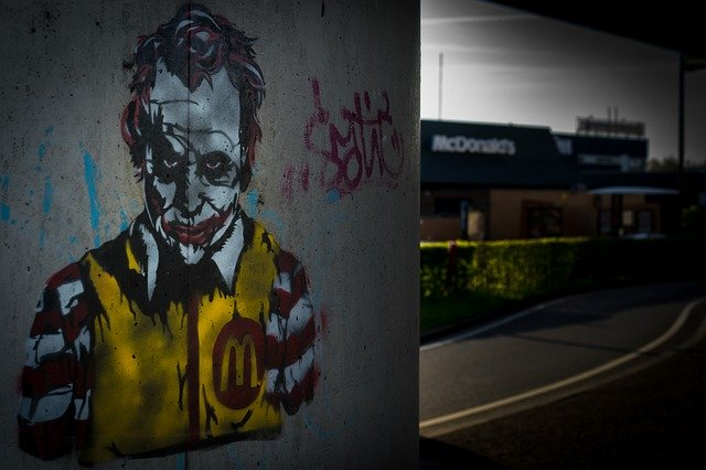 graffiti Joker
