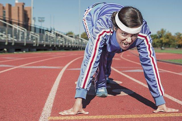 snaha o cvičení